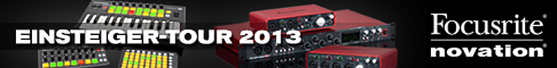 Focusrite & Novation Workshop