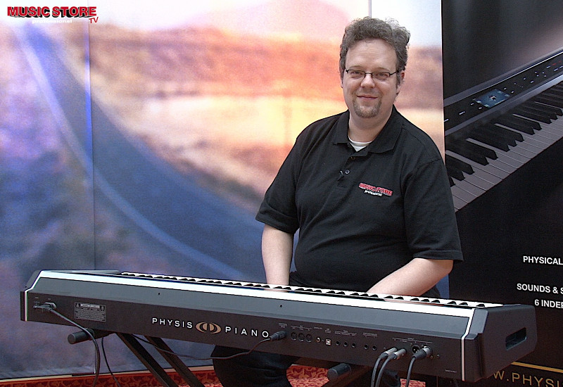 Test des Viscount Physis Piano H1