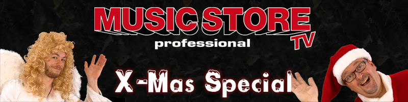 Music Store TV X-Mas Special ab 1. Dezember