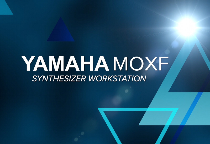 Yamaha MOXF Synthesizer Workstation Video-Review