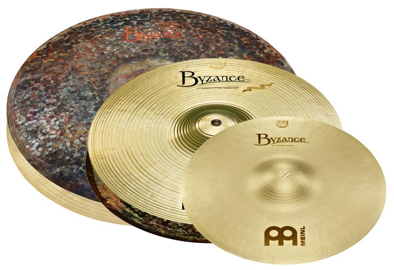 MEINL: Cymbal-Neuheiten