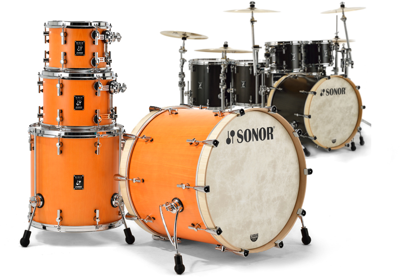 SONOR Birch Infinite Shellsets
