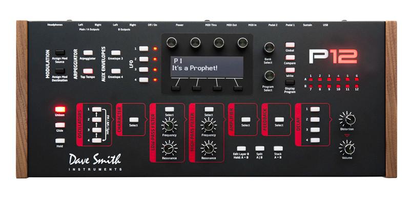 Dave Smith Instruments Prophet 12 Module erscheint 2014
