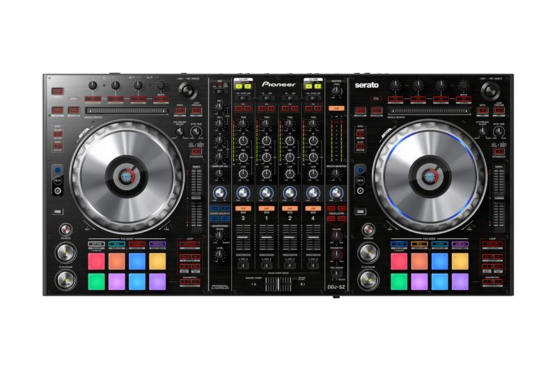 NAMM 2014 – PIONEER präsentiert SERATO DJ Controller DDJ-SZ