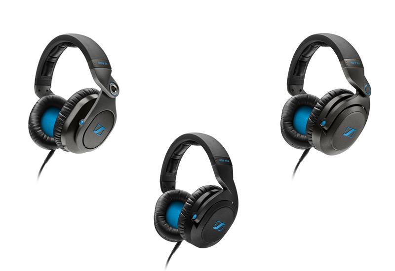 NAMM 2014 – SENNHEISER präsentiert neue Kopfhörerserie für DJs