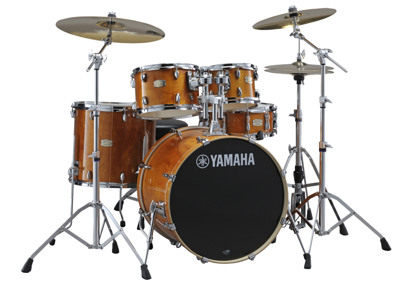 NAMM 2014 Yamaha Stage Custom Birch mit neuen Features
