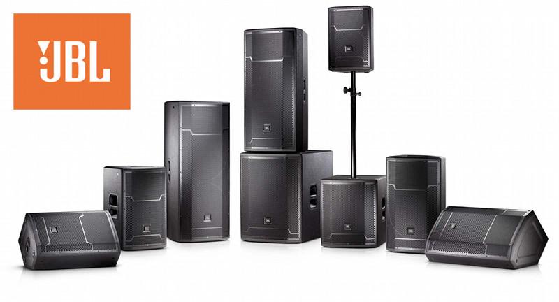 Die neuen JBL PRX700 Serie PA Lautsprecher