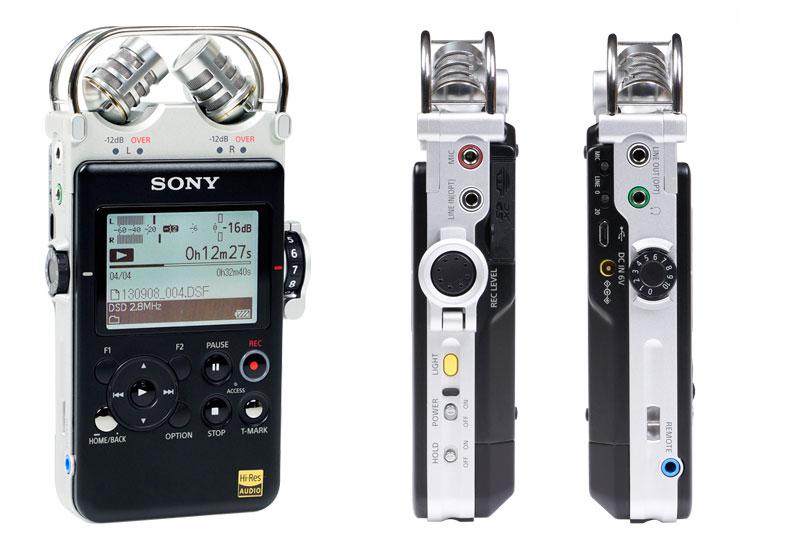 Neuer Fieldrecorder von Sony