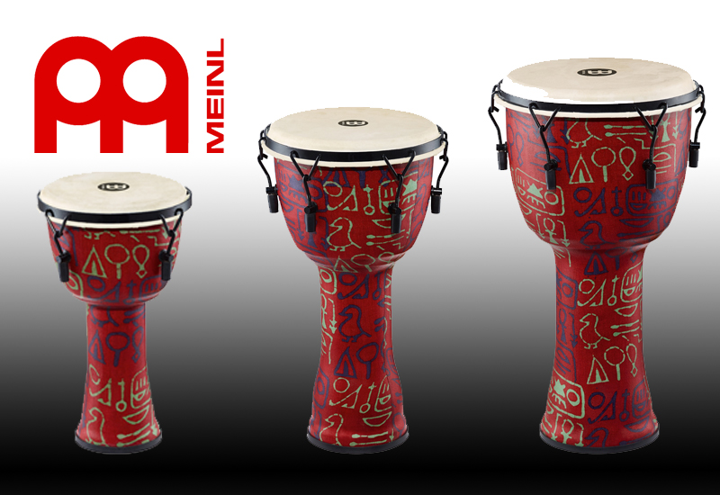 NAMM 2014 – Mechanical Tuned Travel Series Djembe