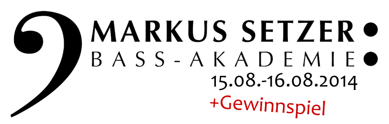 Markus Setzer Bass Workshop 2/2014