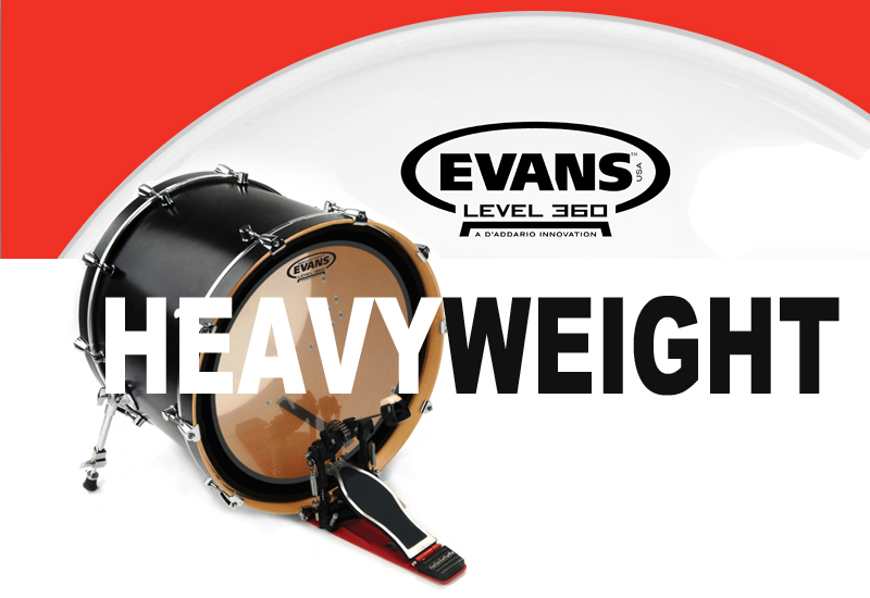 Musikmesse 2014 – Evans Heavyweight Felle
