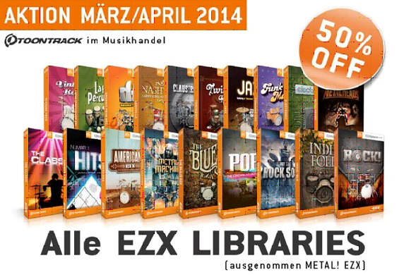 EZX-Sales März/April 2014