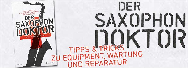 Der Saxophon-Doktor