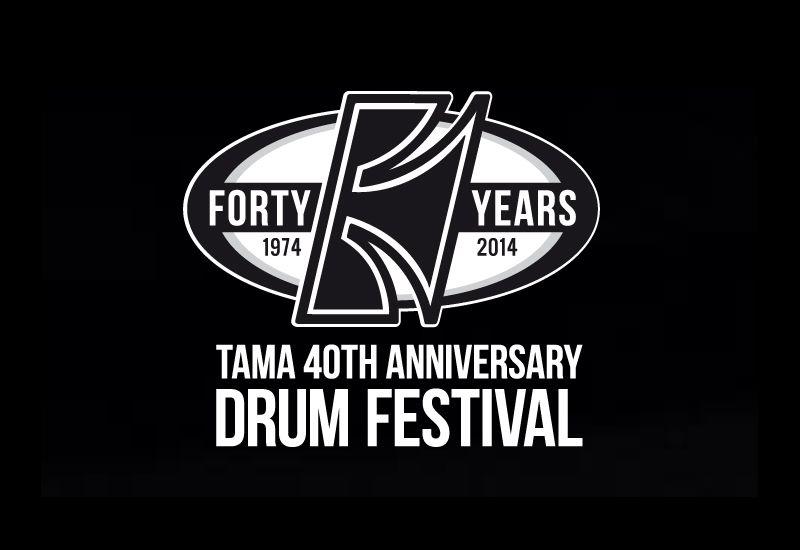 TAMA Drum Festival 2014 in Gutenstetten