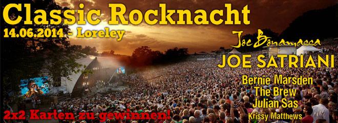 Classic Rocknacht 2014