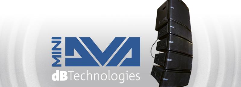 dB Technologies DVA Mini – Europaweite Premiere im MUSIC STORE!