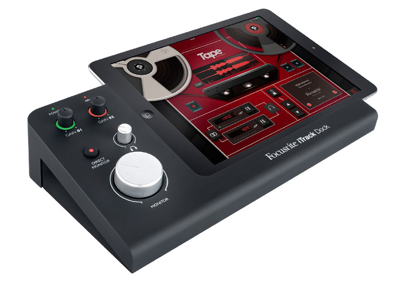 Focusrite iTrack Docking-Station