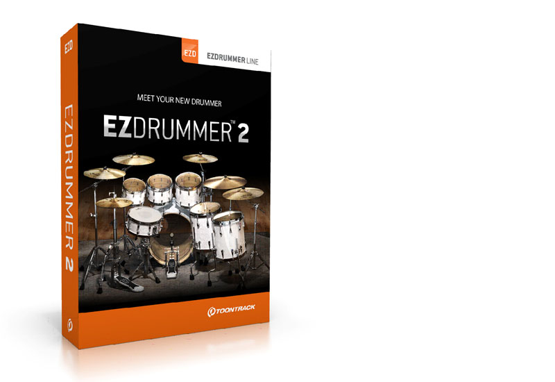 Alles EZ!: Toontrack EZdrummer 2 Beta Preview