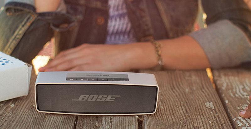 BOSE SoundLink mini Bluetooth Lautsprecher
