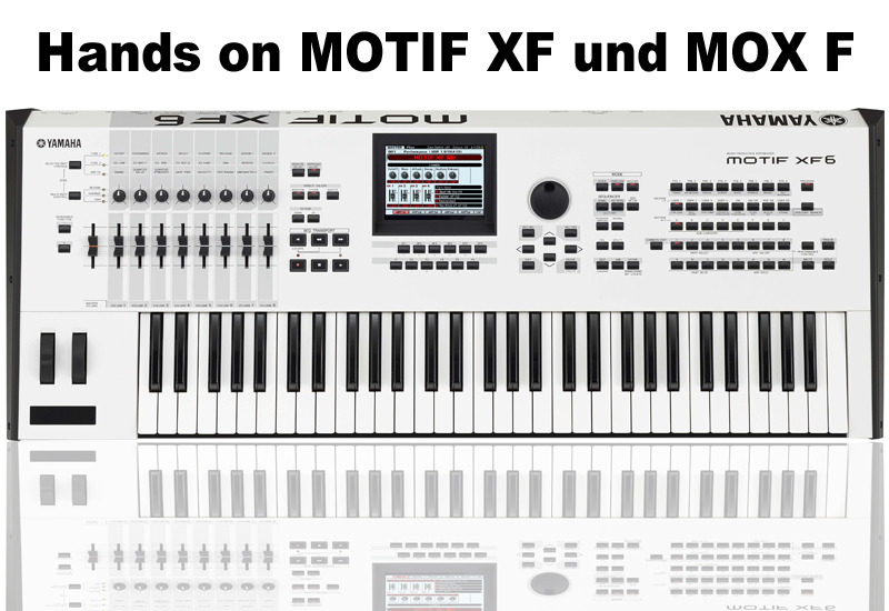 MOTIF DAYS am 27. & 28. September mit Adrian Zalten