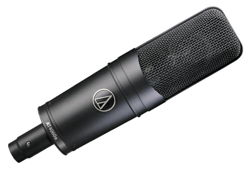 AT4060A Röhren-Kondensatormikrofon