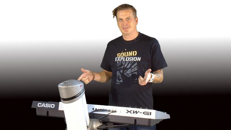 Ausverkauf: Casio XW-G1 Groove Synthesizer jetzt nur 299€