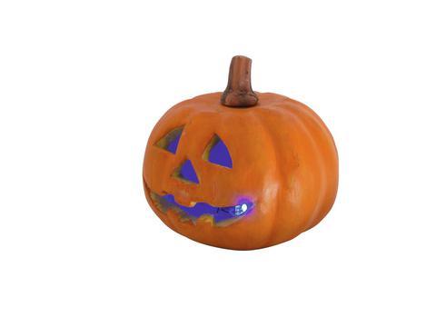 Halloween Kürbis mit LED
