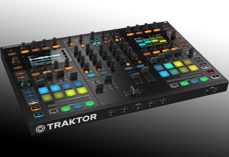 Die Zukunft des DJing ist hier!!! Native Instruments TRAKTOR KONTROL S8