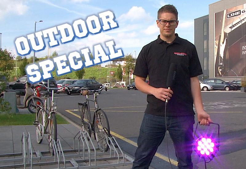 lightmaXX Tour Spot ARC Outdoor Scheinwerfer