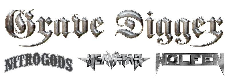 German Metal Attack Tour 2014