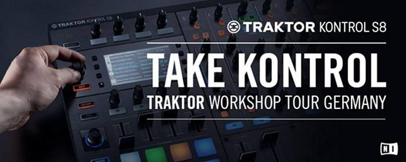 Take Kontrol – Traktor DJ Workshop