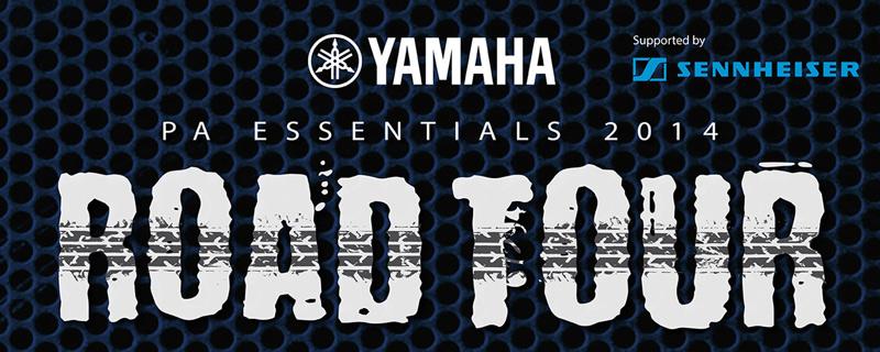 Yamaha PA-Roadshow 2014