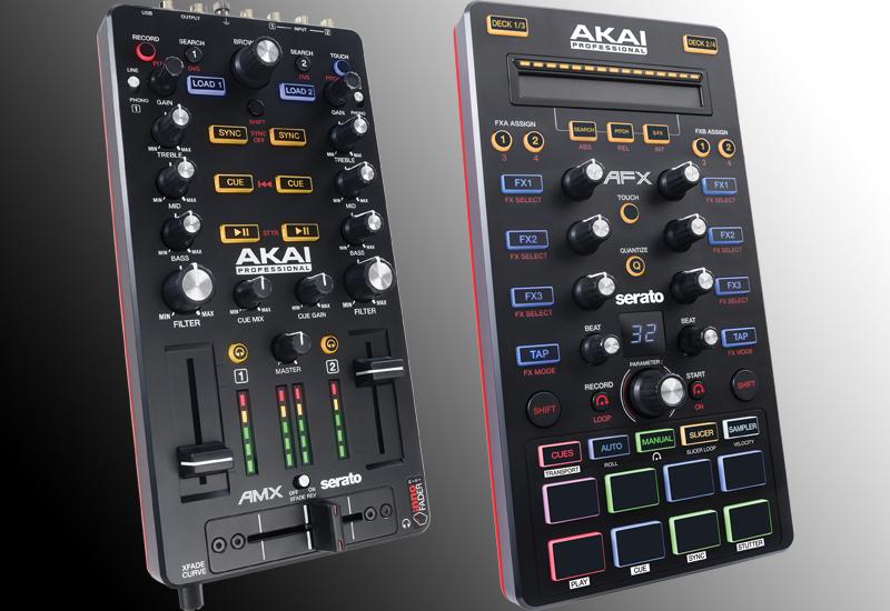 Akai Professional AMX und AFX für Serato DJ | Jetzt hier erhältlich!!!