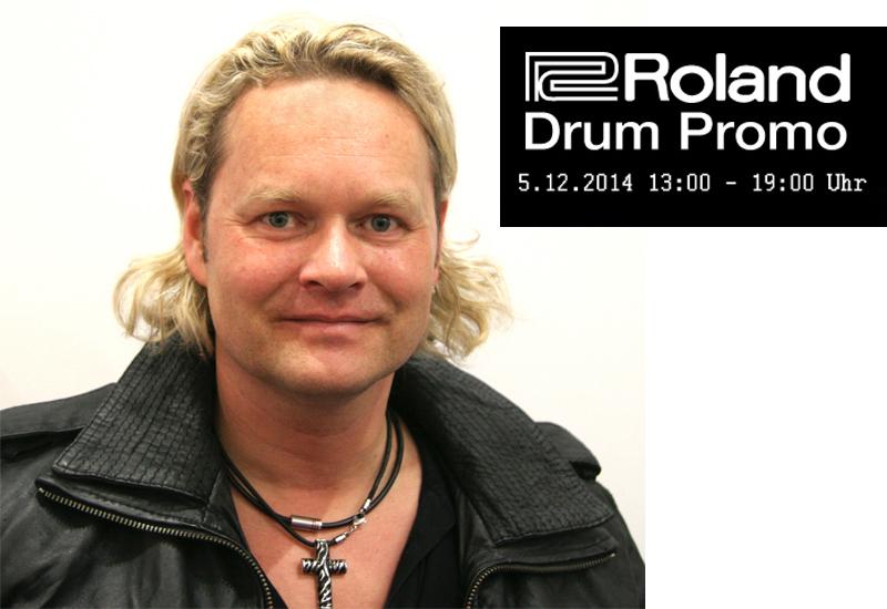 Roland Drum Promo