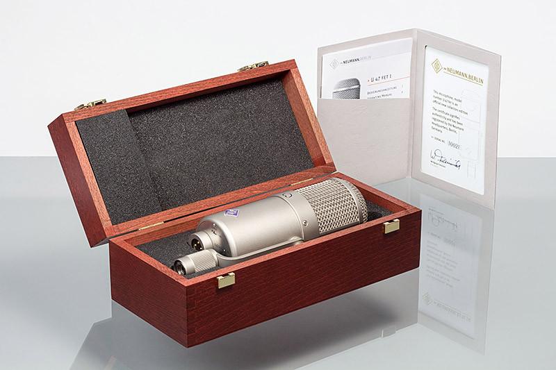 Neumann U47 FET – Neuauflage einer Mikrofon-Legende
