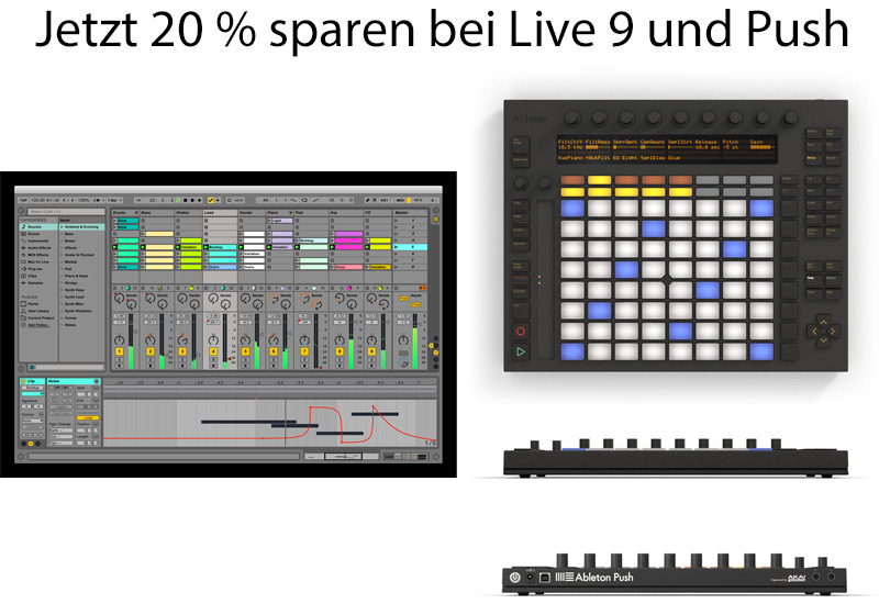 Ableton Weihnachts-Special 2014