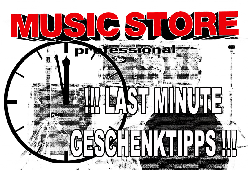 last minute geschenkideen f r schlagzeuger music store news. Black Bedroom Furniture Sets. Home Design Ideas