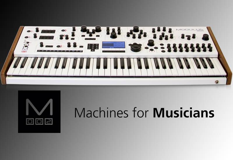 Modulus 002 ab sofort erhältlich bei Music Store