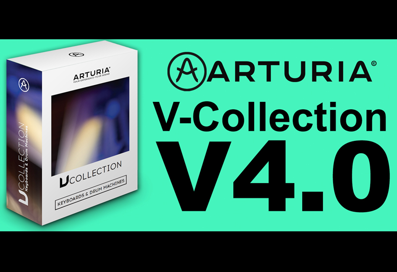 Arturia V-Collection V4.0