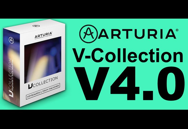 Arturia V-Collection V4.0