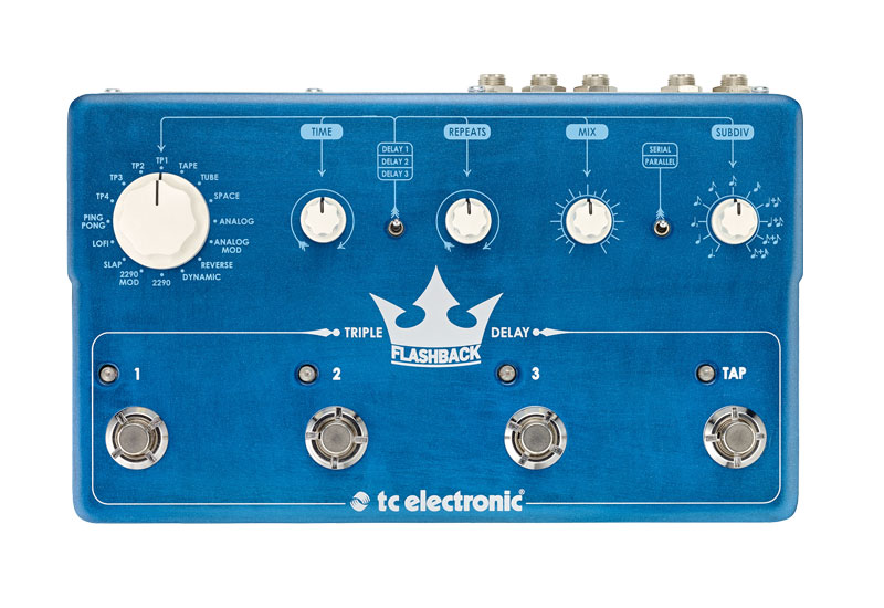 TCElectronic Flashback Triple Delay