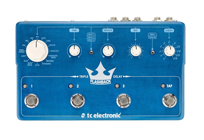 TCElectronic Flashback Triple Delay