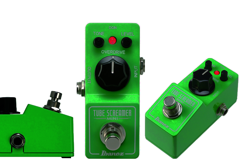 NAMM Show 2015 – IBANEZ  Tube Screamer Mini