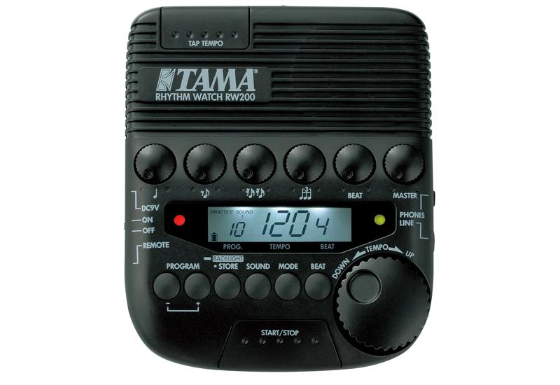 NAMM Show 2015 – Tama mit neuer Rhythm Watch