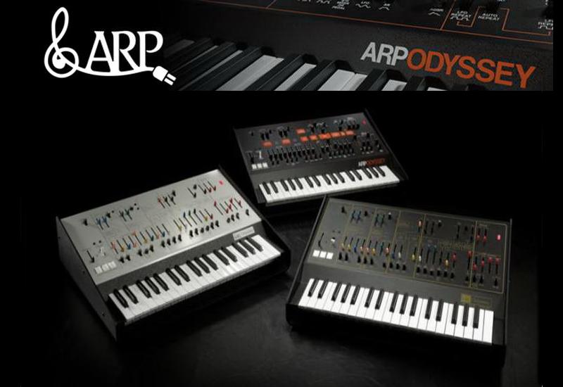 NAMM Show 2015: ARP Odyssey