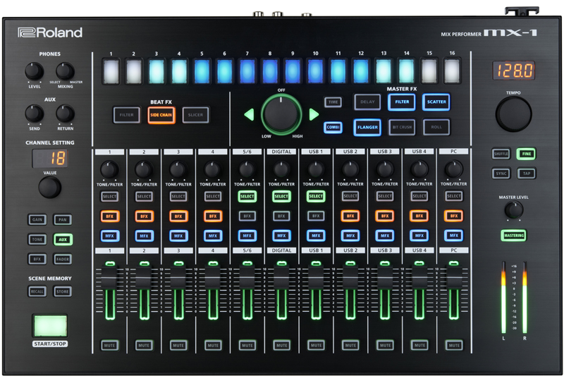 NAMM Show 2015 – ROLAND MX-1