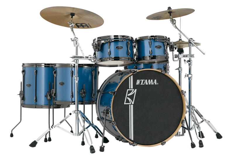 NAMM Show 2015: TAMA Superstar mit Maple Kesseln !!!