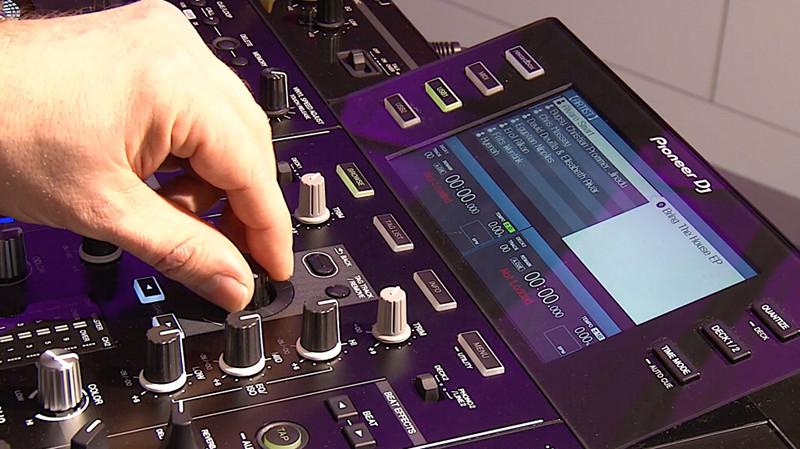 Pioneer XDJ-RX DJ-System Präsentation