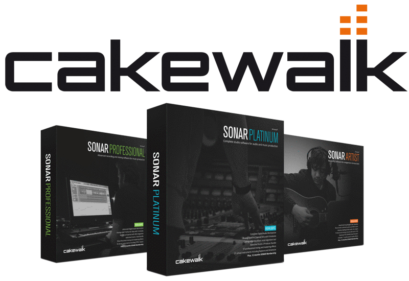 Cakewalk SONAR: The next Generation