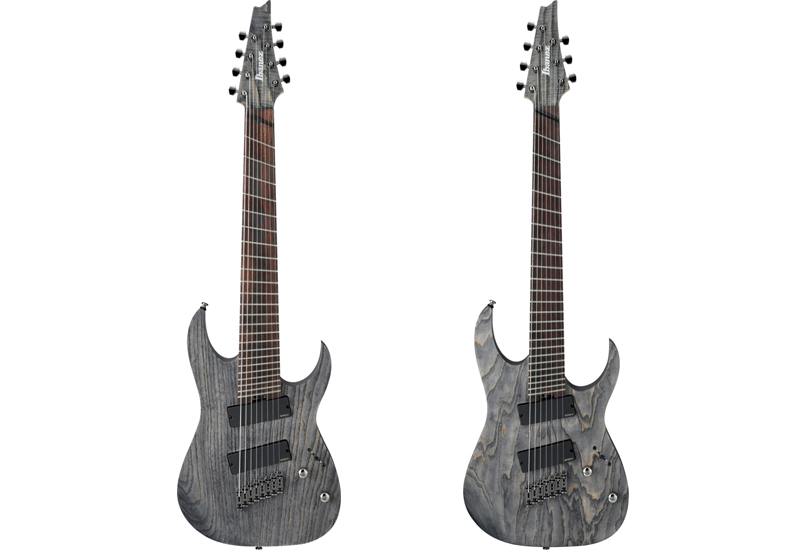 Musikmesse 2015 – IBANEZ Iron Label Fanned Fret